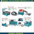 Alta qualità ed a buon mercato rifiuti di pneumatici in polvere di gomma macchina xkp-400/450/560