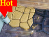 Hot selling paver moulds!!!concrete pavement mold for sale.
