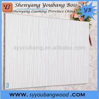high gloss white melamine kitchen cabinet door
