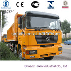 Shaanxi 8x4 25ton heavy dump vehicle for sale