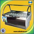 freezer de sorvete com a marca top componentes de refrigeração