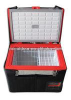 45L mini deep camping freezer mini fridges used in car