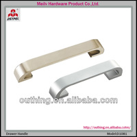 Flush furniture pull, t bar handles pull, stainless steel handle