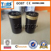 Hot Sales CBB60 AC motor starting n running price list of capacitor