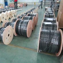 high quality 2 3 4 km per drum drop fiber optic ftth cable