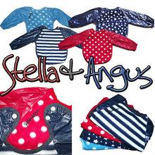 Stella&Angus Long Sleeve Bibs