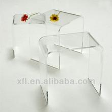Acrylic furniture, reception desk, front tesk,coffee table