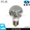 Lower maintenance costs Aluminum Alloy and PC LED Bulb lamp 4watt CE RoHS