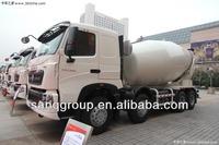 10m3 concrete mixer truck/concrete mixer truck for sale