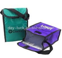 laminated PP woven cooler bag