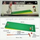 indoor golf game putter sets golf clubs irons set with Practice platform