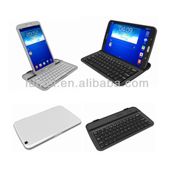 "Ultra-thin Wireless Bluetooth Keyboard Case Cover for Samsung Galaxy Tab 3 8.0 8"" Tablet"