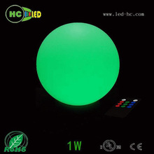More Models for Your Options floating 1w/2w ball light