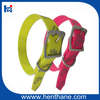 beautiful waterproof dog collar TPU