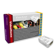 ViewXnet - Ethernet to DVI/VGA adapter
