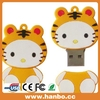 cute minion tiger high speed usb pendrive usb flash drive