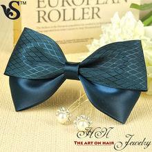 Korean Silky & Elegant Double-Deck Ribbon Bowknot Hair Accessories Gift Set