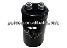 10000uf 450v 105'C 2000hours aluminum electrolytic capacitors