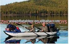 Inflatable Fishing Raft, River Rafting Boat
