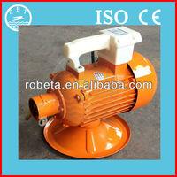 Electric soft-axle planet insertion type concrete vibrator