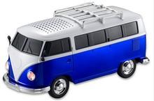 Christmas gifts for kids high quality bus car usb mini speaker