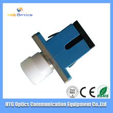 fc to sc pc /upc/apc simplex fiber optic adapter