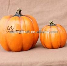 wholesale polyresin craft pumpkins
