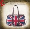Single strap shoulder bag for Weekend with 3D Union Jack British Flag