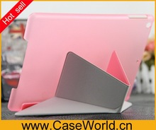 2013 new design pu leather case for ipad 5 ipad air cases