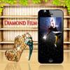 Diamond Screen Protector , Anti-glare /anti-fingerprint Screen Guard For Iphone5