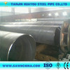 api 5l spiral pipe used for oil gas and wate