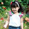 Kiddie Cutie Brand Girl's Top