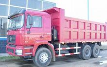 SHACMAN F2000 6x4 10-wheel dump truck