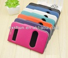 Litchi Grain Leather Case with Stand for Samsung Galaxy S4 I9500 mobile phone case