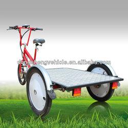 Electric Flatbed Trike