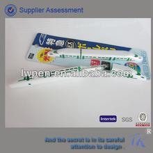 magnetic plastic pen holder with pen
