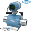 Low pressure loss electromagnetic water flow switch