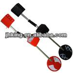 gold detector mchine/deep ground metal detector MD-2010