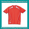 Fashion Wholesale T Shirts Football Shirts for Chile Market / Custom Cheap Blank Dri Fit Man's Polo T Shirts Wholesale