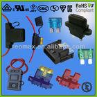 32V 30A Plastic Water Resistant Inline 18AWG Car Fuse Holder