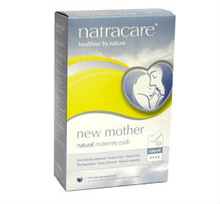 NATRACARE New Mother Maternity Pads 10s
