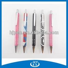 Cheap Metal Promotion Logo Full Color Print Pen