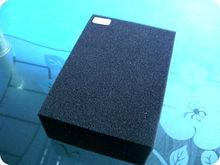 Black High density car wash sponge