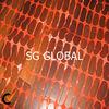 Plastic orange portable safety fencing alibaba china