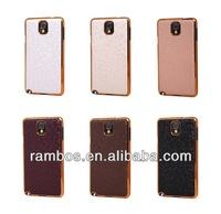 Protector Mobile Phone Back Cover Hard Shell Aluminum Case for Samsung Galaxy Note 3 N9000