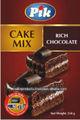 pik mezcla de pastel de chocolate
