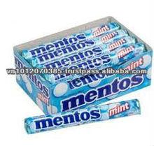 16rolls x 24box Mentos Mint FMCG products
