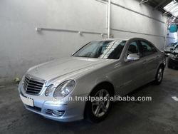 2007/ Mercedes-Benz E Class E220 CDI Avantgarde 4dr Tip Auto 2.1 [Silver] - 20106SL