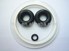 Thick Nitrile O-ring,Small Black NBR Flat O-ring