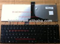 TECLADO For Toshiba satellite C850 L850 Black color Latin LA Spanish SP Layout keyboard MP-11B96LA-930W
